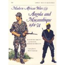 Modern African Wars (2) Angola and Mocambique 1961-74
