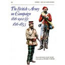 The British Army on Campaign 1816-1902 1 - 1816-1853