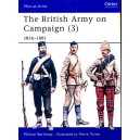 The British Army on Campaign 3 - 1856 - 1881