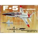 F-5 Talon in action
