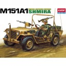 M151A1 Israel Defense Forces SHMIRA