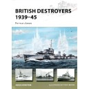 British Destroyers 1939–45 Pre-war classes
