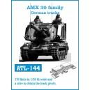 AMX 30 Family German Tracks