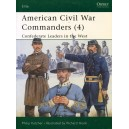 American Civil War Commander 4 - Confederate Leaders in the West