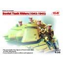 Russian/Soviet Tank Riders (1943-1945)
