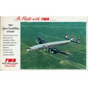 TWA's Super Constellation Skyliner
