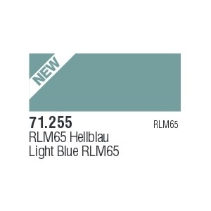 255 Light Blue (RLM65)