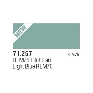 257 Light Blue 17 ml (RLM76)