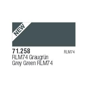 258 Grey Green 17 ml (RLM74)