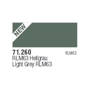 260 Light Grey 17 ml (RLM63)