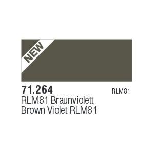 264 Brown Violet RLM81