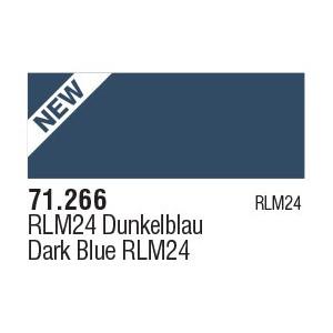 266 Dark Blue RLM24