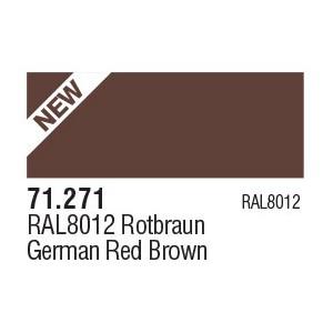 271 German Red Brown