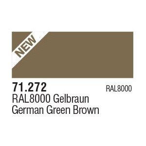 272 German Green Brown