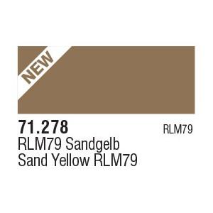 278 Sand Yellow RLM79