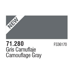 280 Camouflage Gray