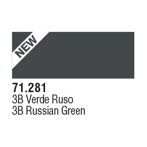 281 3B Russian Green