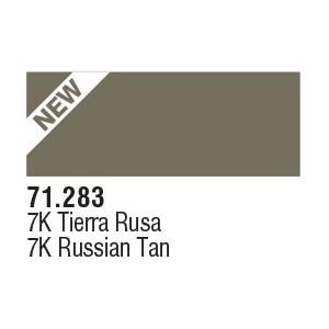 283 7K Russian Tan