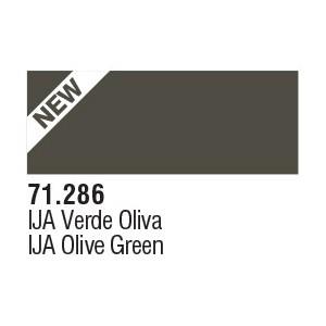 286 IJA Olive Green