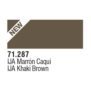 287 IJA Kakhi Brown