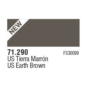 290 US Earth Brown
