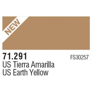 291 US Earth Yellow