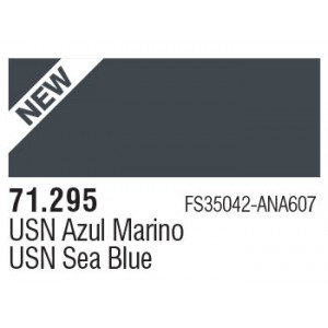 295 USN Sea Blue