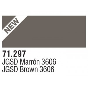 297 JGSD Brown 3606