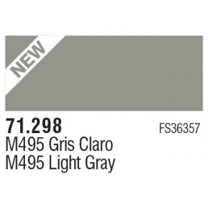 298 M495 Light Gray