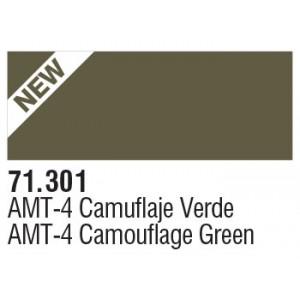 301 AMT -4 Cam. Green