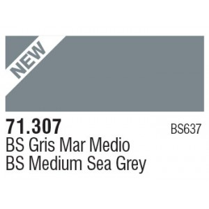 307 BS Med. Sea Grey
