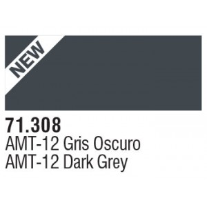 308 AMT-12 Dark Grey