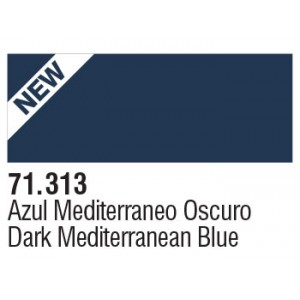 313 Dark Medit. Blue