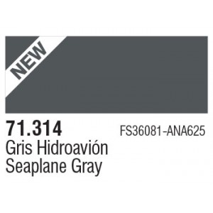314 Seaplane Gray