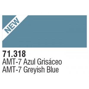 318 AMT-7 Greyish Blue