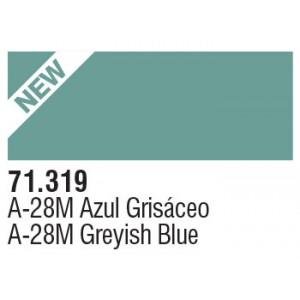 319 A-28M Greyish Blue