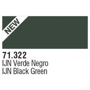 322 IJN Black Green
