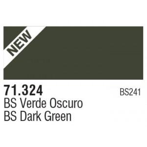 324 BS Dark Green