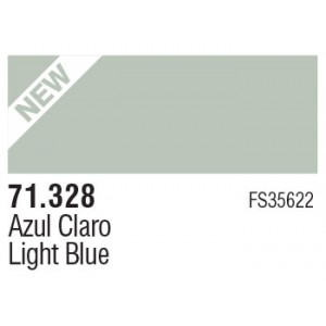 328 Light Blue