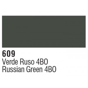 609 Russian Green 4BO