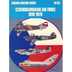 Czechoslovakian Air Force 1918-1970