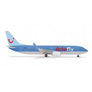 Arkefly Boeing 737-800