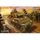 U.S. M4 Tank Mid-Production