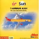 Virgin Sun Airbus A321