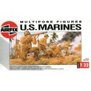 Multipose Figures U.S. Marines