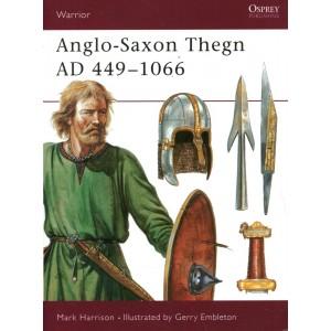 Ango-Saxon Thegn AD 449-1066