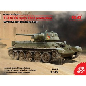 T-34/76 Early 1943