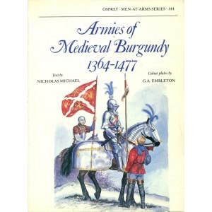Armies of Medieval Burgundy