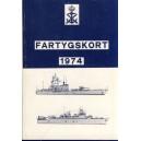 Fartygskort 1974