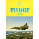 Flygplankort 1978